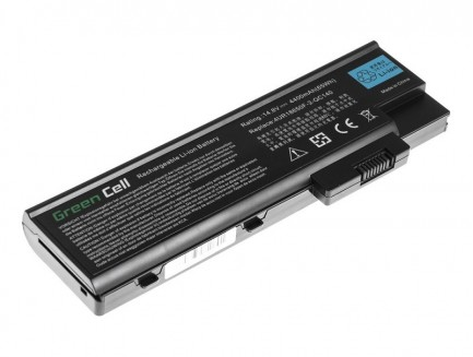 Bateria akumulator Green Cell do laptopa Acer Aspire SQU-401 1411 1610 2300 3000 3003 5002 SY6 14.8V