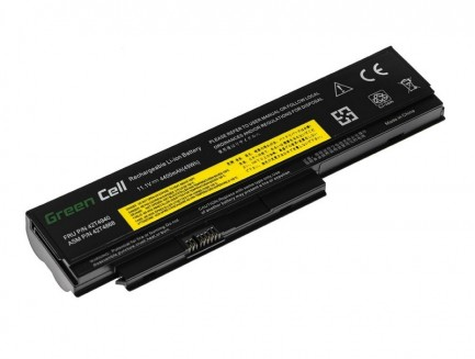 Bateria akumulator Green Cell do laptopa Lenovo IBM Thinkpad X220 X220i X220s 42T4866 42T4901 10.8V