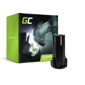 Bateria Green Cell (1.5Ah 3.6V) EBM315 do Hitachi DB3DL2 DB3DL DB3DL2 NT50 NT65