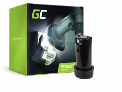 Bateria Green Cell (3.3Ah 14.4V) BXS14.4 MX14.4 BF14.4 14.4V Power Plus System do AEG BBS BDSE BS 14 X Milwaukee LOKTOR 14.4 X