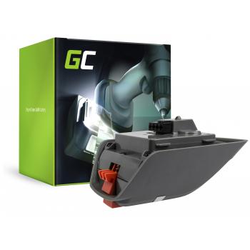 Bateria Green Cell (2.5Ah 18V) BLi-18 9839-20 9840-20 do Gardena BLi-18 Li-18/23R TCS Li-18-20 AccuJet ComfortCut EasyCut