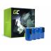 Bateria Green Cell (3.3Ah 4.8V) 8802-00.630.00 do Gardena Accu 75 8816 8802-20 8816-20 8818-20 08802-20 08816-20