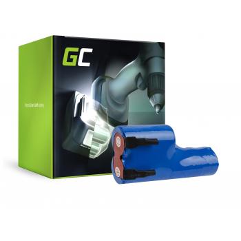 Bateria Green Cell (3Ah 3.6V) 1 609 200 913 2500-00.630.00 do Gardena Accu 3 Bosch AGS 8 8-ST 50