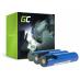 Bateria Green Cell (3.3Ah 7.2V) 02505-00.620.00 2505-00.620.00 do Gardena Accu 6 ST 6 Bosch AGS10-6 AGS 70 AHS 18