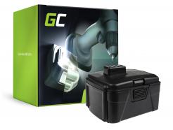 Bateria Akumulator (3Ah 12V) CB120L BPL-1220 RB12L13 Green Cell do Ryobi BID1201 CD100 CR1201 HJP001 HJP002 HJP003 HJP004