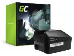 Bateria Akumulator (3Ah 18V) Green Cell do FEIN ABOP AWBP 10 ABS AFMM AFSC ASB ASCD ASCM ASCT ASW 18