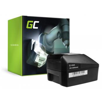 Bateria Green Cell (3Ah 18V) B18A.165.01 92604161020 do FEIN ABOP AWBP 10 ABS AFMM AFSC ASB ASCD ASCM ASCT ASW 18