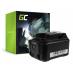 Bateria Akumulator BL1016 BL1021B BL1040B BL1041B Green Cell (3Ah 12V) do Makita DF031 DF331 HP330 HP331 TD110 TM30 UM600