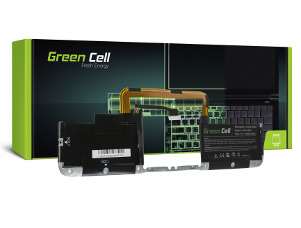 Bateria Green Cell TP02XL do HP Spectre x2 13 13-H 13-H200EW