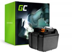 Bateria Green Cell (6Ah 18V) BL1815 BL1830 BL1830B BL1840 BL1840B BL1850 BL1850B do Makita DTD152 DC18RC DDF451 DC18SD LXPH01