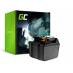 Bateria Akumulator Green Cell (6Ah 18V) do kosiarki Makita DLM380Z DLM380RT DLM380RM DLM380RF DLM431RF DLM431Z DLM431PT2