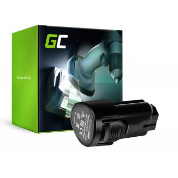 Bateria Green Cell (1.5Ah 12V) L1215 L1215R L1220 L1230 LL1230 do AEG BBS 12C BLL 12C BS 12C BSB 12C BSS 12C BTS 12C BWS 12C