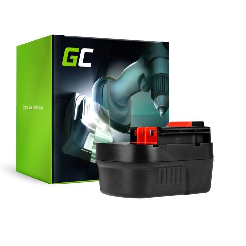 Bateria Akumulator Green Cell do Elektronarzędzi Black&Decker A12 A1712 HPB12 12V 2Ah