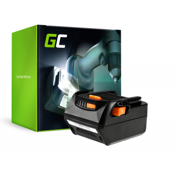 Bateria Green Cell (4Ah 18V) L1850R L1815R L1840R L1830R L1820R B1820R B1830R L182OR do AEG BBH BBM BFL BKS BS BSB BSS BST 18