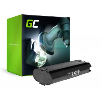Bateria Green Cell (2.5Ah 7.2V) AL7 A10 P7.2 do AEG ABS ABSE ABE10 Milwaukee P7.2 Ryobi BD1020CD