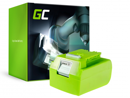Bateria Akumulator Green Cell do kosiarki GreenWorks G-MAX 40V 4Ah