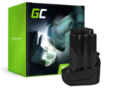 Bateria Akumulator Green Cell do Metabo 6.25439 10.8V 2Ah