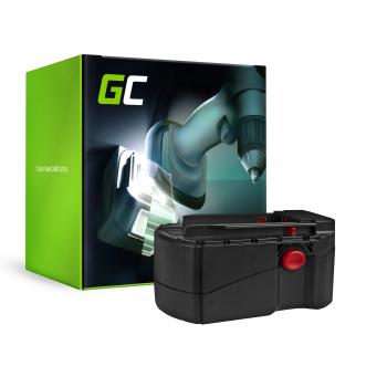 Bateria Green Cell (3Ah 24V) B24 B 24 B 24/2.0 B 24/3.0 do Hilti SFL TE UH SW WSR WSW WSC 240-A 650-A