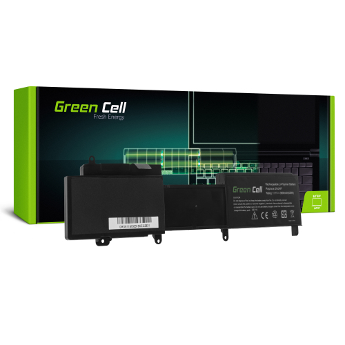 Bateria Green Cell 2NJNF do Dell Inspiron 14z 5423 15z 5523
