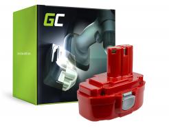 Bateria Akumulator 1822 1833 PA18 Green Cell (3Ah 18V) do Makita 4334D 6343D 6347D 6349D 6390D 8390D 8391D