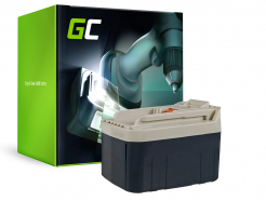 Bateria Akumulator Green Cell (3Ah 24V) do Makita2417 2430 B2420 BH2420 BH2433 193739-3 193128-2