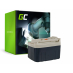 Bateria Akumulator Green Cell (3Ah 24V) do Makita2417 2430 B2420 BH2420 BH2433 193739-3 193128-2