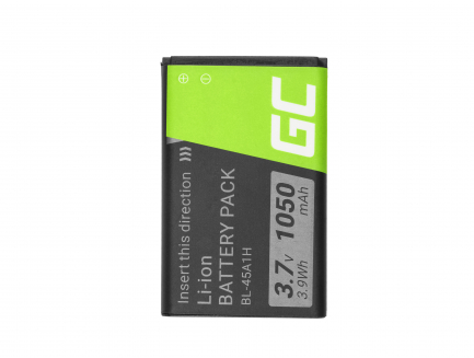 Bateria Green Cell BS-09 BS-16 do telefonu myPhone Easy Flip Halo