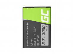 Bateria Green Cell BL-51YF do telefonu LG G4 H630 H815
