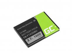 Bateria Green Cell EB-F1A2GBU do telefonu Samsung Galaxy SII S2 i9100