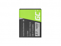 Bateria Green Cell EB-F1A2GBU do telefonu Samsung Galaxy SII S2 i9100