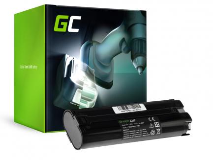 Bateria Akumulator Green Cell (1.5Ah 7.2V) do Makita 7000 6015DWK 9200D