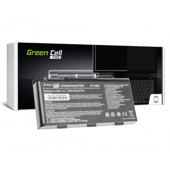 Bateria Green Cell PRO BTY-M6D do Laptopa MSI GT60 GT70 GT660 GT680 GT683 GT780 GT783 GX660 GX680 GX780