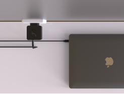Ładowarka Green Cell USB-C 60W PD z przewodem USB-C do Apple MacBook Pro 13, Asus ZenBook, HP Spectre, Lenovo ThinkPad i innych