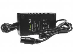 Ładowarka Green Cell 54.6V 1.8A (3 pin) do Baterii, Roweru Elektrycznego EBIKE 48V