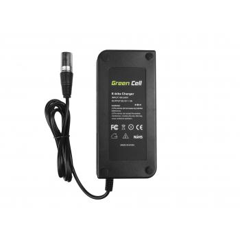 Ładowarka Green Cell 29.4V 4A (3 Canon) do Baterii, Roweru Elektrycznego EBIKE 24V