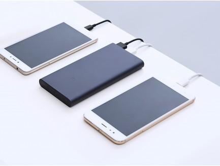 Power Bank Xiaomi 10000mAh Mi 2i Szybkie Ładowanie Quickcharge, model 2018, 2xUSB