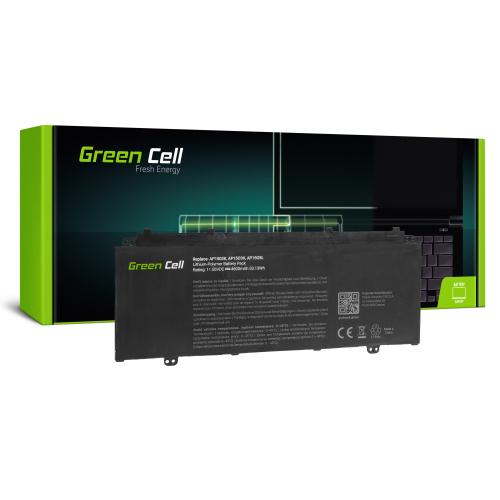 Bateria Green Cell AP15O3K AP15O5L do Acer Aspire S 13 S5-371 S5-371T Swift 5 SF514-51 Chromebook R 13 CB5-312T