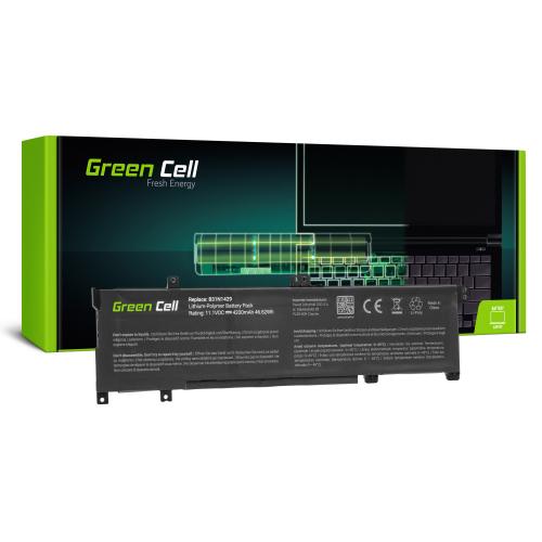 Bateria Green Cell B31N1429 do Asus A501L A501LX K501L K501LB K501LX K501U K501UW K501UX