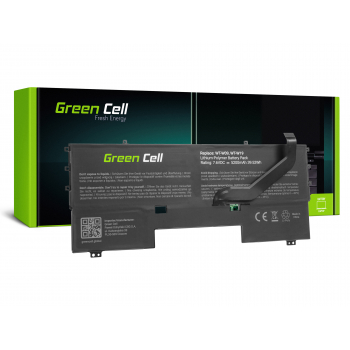 Bateria Green Cell HB54A9Q3ECW do Huawei MateBook X