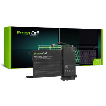 Bateria Green Cell L14L4P23 L14M4P23 L14S4P22 do Lenovo IdeaPad Y700-15ACZ Y700-15ISK Y700-17ISK