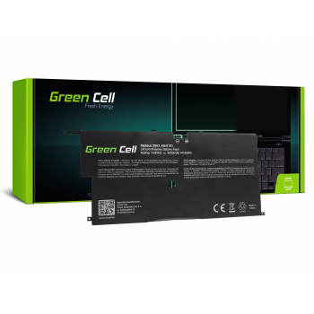 Bateria Green Cell 45N1700 45N1701 45N1702 45N1703 do Lenovo ThinkPad X1 Carbon 2nd Gen