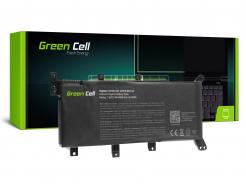Bateria Green Cell C21N1347 do Asus R556 R556L R556LA R556LB R556LD R556LJ R556LN A555L F555L F555LD K555L K555LD X555L X555LD