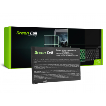 Bateria Green Cell A1445 do Apple iPad Mini A1432 A1455 A1454 1st Gen