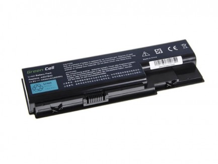 Bateria akumulator Green Cell do laptopa Acer Aspire 5930 7535 AS07B31 AS07B41 14.8V 8 cell