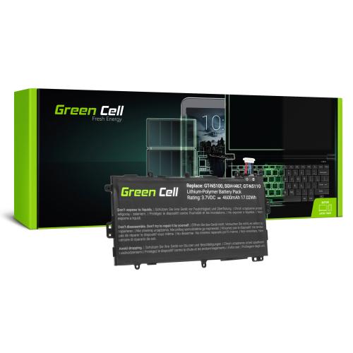 Bateria Green Cell SP3770E1H do Samsung Galaxy Note 8.0 GT-N5100 GT-N5110 GT-N5120