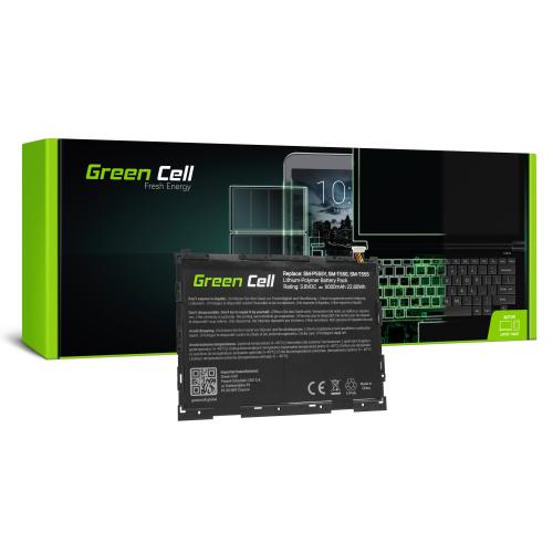 Bateria Green Cell EB-BT550ABE do Samsung Galaxy Tab A 9.7 T550 T555