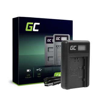 Ładowarka BC-QZ1 Green Cell ® do Sony NP-FZ100, Alpha A7 III A7R III A9 A9R A9S ILCE-7M3 7RM3