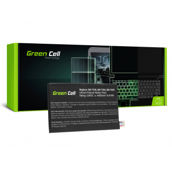 Bateria Green Cell EB-BT330FBE do Samsung Galaxy Tab 4 8.0 T330 T331 T335
