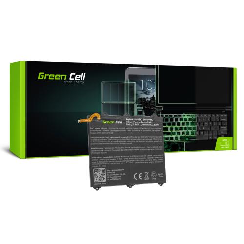 Bateria Green Cell EB-BT567ABA do Samsung Galaxy Tab E 9.6 T560 T561