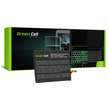 Bateria Green Cell EB-BT111ABE EB-BT115ABC do Samsung Galaxy Tab 3 Lite T110 T113 T116 Neo T111